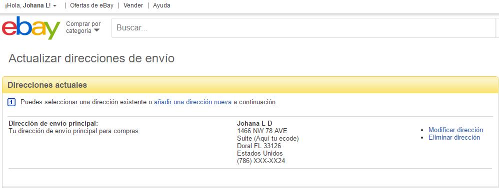 Compra En Ebay Y Trae A Peru Con 2ebox