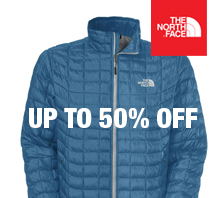 Compra en the north face y trae a Perú con 2ebox