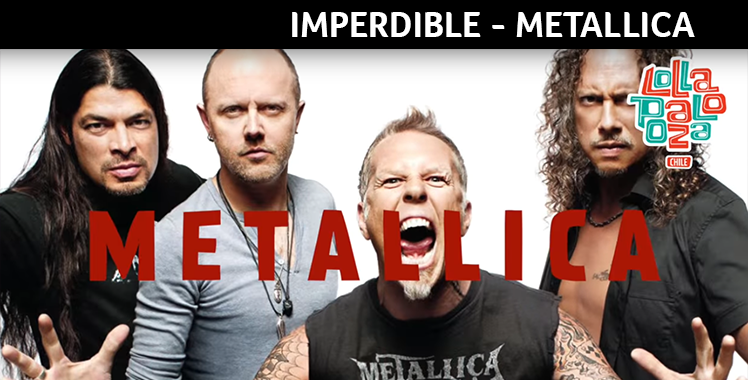 Imperdible – Metallica